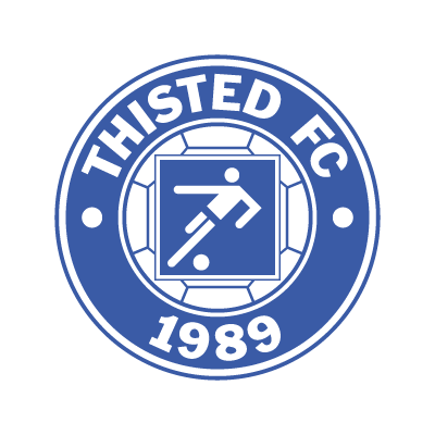 Thisted FC logo vector logo