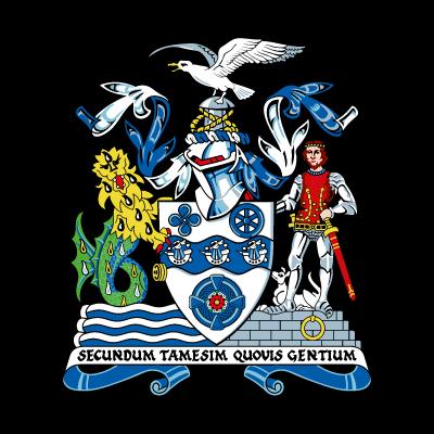 Thurrock FC logo vector logo