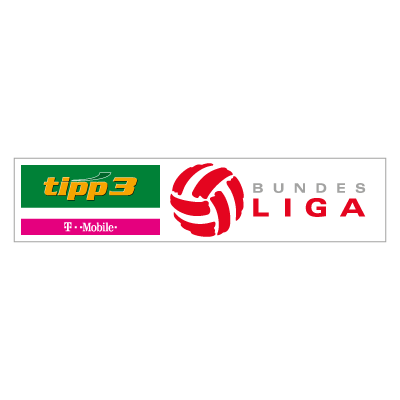 Tipp 3-Bundesliga powered logo vector logo