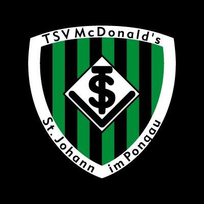 TSV McDonald's logo vector logo