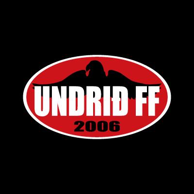 Undrid FF logo vector