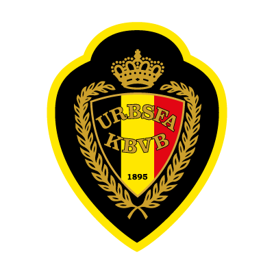 URBSFA/KBVB logo vector logo