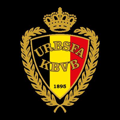 Royal Belgian Football Association logo vector logo