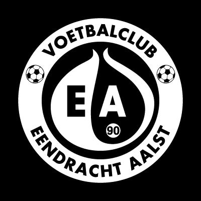 VC Eendracht Aalst 2002 logo vector logo