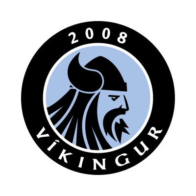 Vikingur logo vector logo