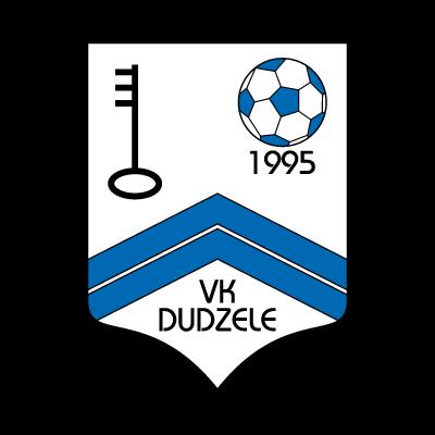 VK Dudzele logo vector logo