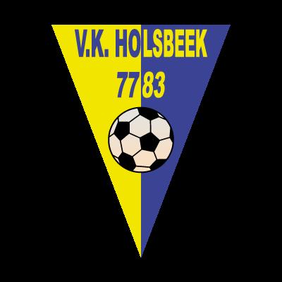 VK Holsbeek logo vector logo