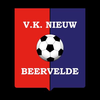 VK Nieuw Beervelde logo vector logo
