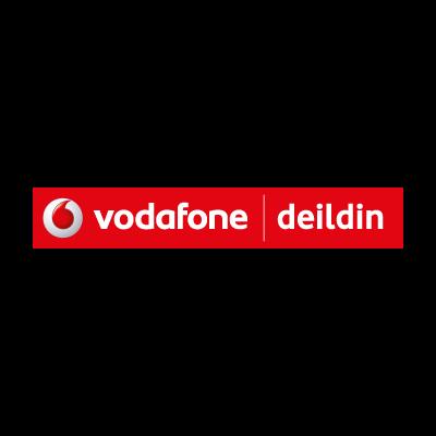 Vodafonedeildin logo vector logo