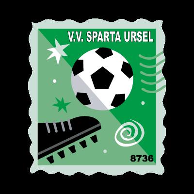 VV Sparta Ursel logo vector logo