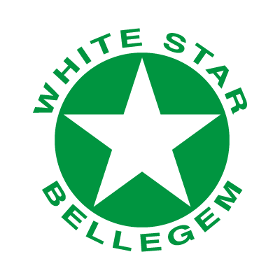 White Star Bellegem logo vector logo