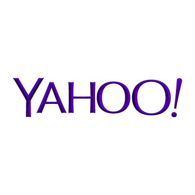 Yahoo new (2013) logo vector logo