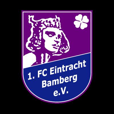 1. FC Eintracht Bamberg logo vector logo