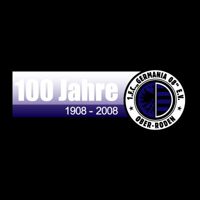 1. FC Germania 08 Ober-Roden (1908) logo vector logo