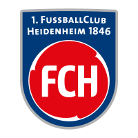 1. FC Heidenheim vector logo