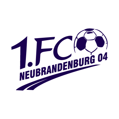 1. FC Neubrandenburg 04 logo vector logo