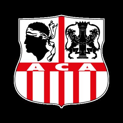 AC Ajaccio logo vector logo