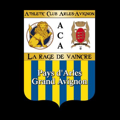 AC Arles-Avignon logo vector logo