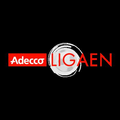 Adeccoligaen logo vector logo
