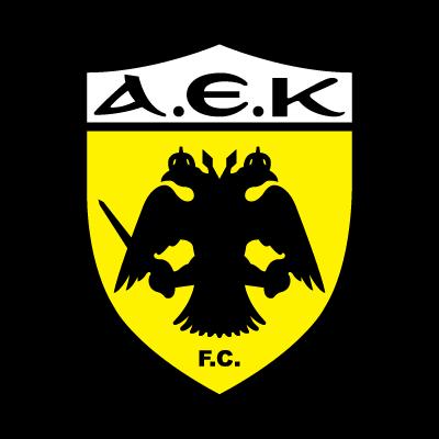 AEK FC logo vector logo