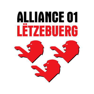 Alliance 01 Letzebuerg logo vector logo