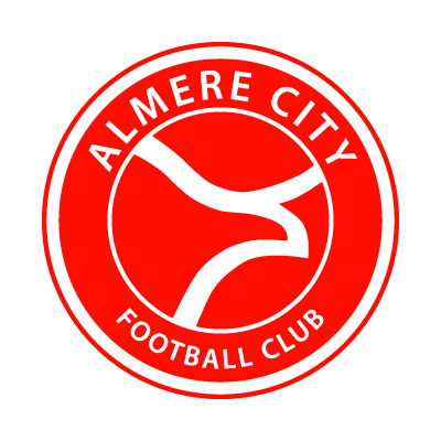 Almere City FC (2011) logo vector logo