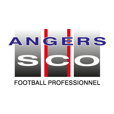 Angers SCO logo vector logo