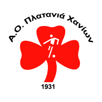 AO Platanias vector logo