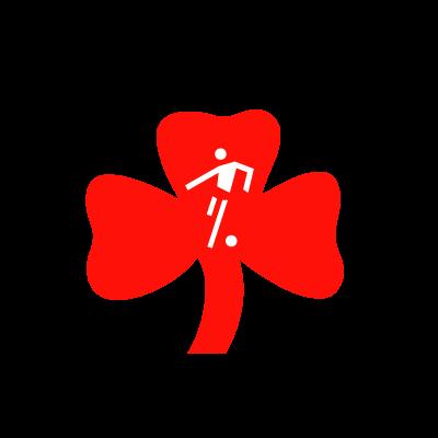 AO Platanias logo vector logo
