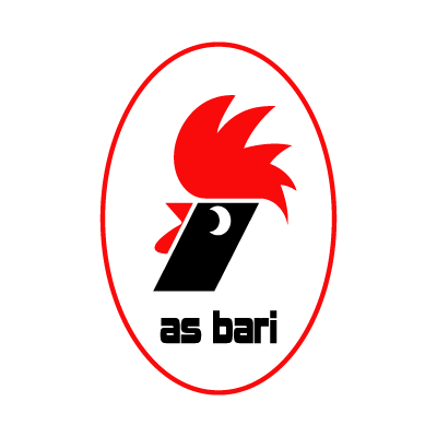 AS Bari logo vector logo