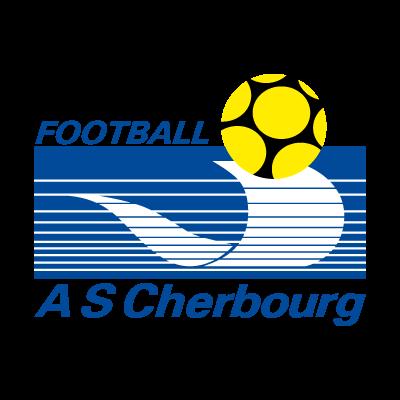 AS Cherbourg Football logo vector logo