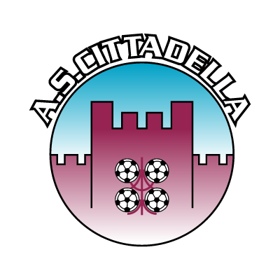 AS Cittadella logo vector logo