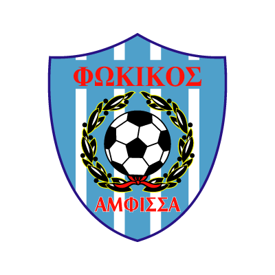 AS Fokikos logo vector logo