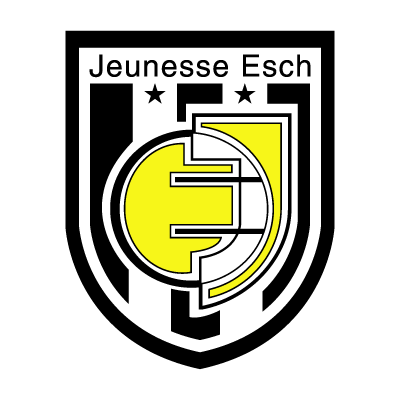 AS La Jeunesse d'Esch logo vector logo