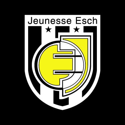 AS La Jeunesse d'Esch logo vector logo