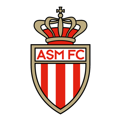AS Monaco FC (Old) logo vector logo