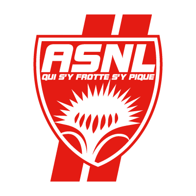 AS Nancy-Lorraine logo vector logo