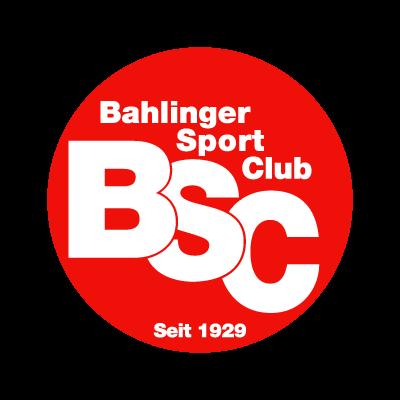 Bahlinger SC logo vector logo