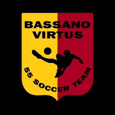 Bassano Virtus 55 logo vector logo