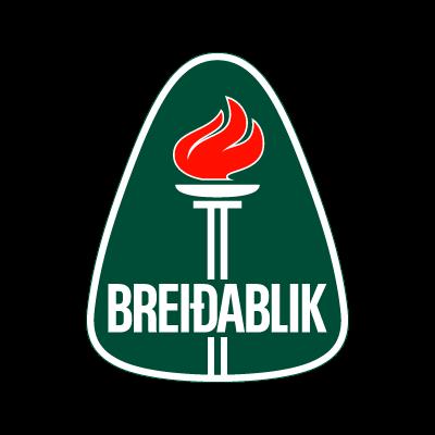 Breidablik UBK logo vector logo
