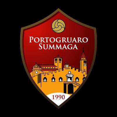 Calcio Portogruaro Summaga logo vector logo