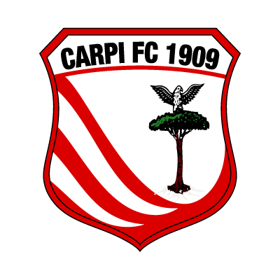 Carpi FC 1909 logo vector logo