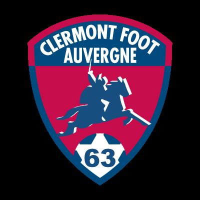 Clermont Foot Auvergne 63 logo vector logo