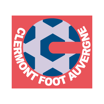 Clermont Foot Auvergne logo vector