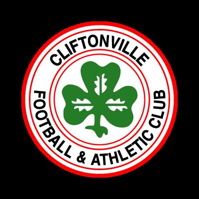 Cliftonville FC logo vector logo