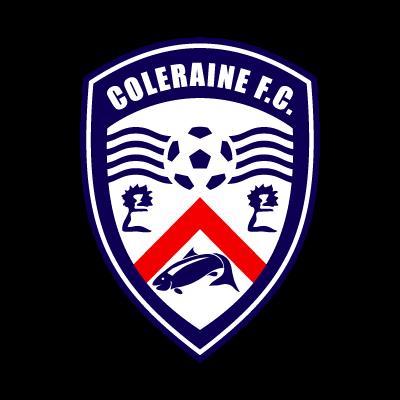 Coleraine FC logo vector logo