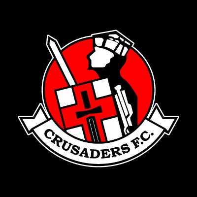 Crusaders FC logo vector logo