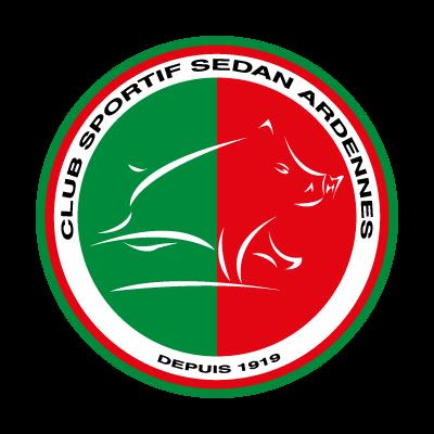 CS Sedan Ardennes logo vector logo