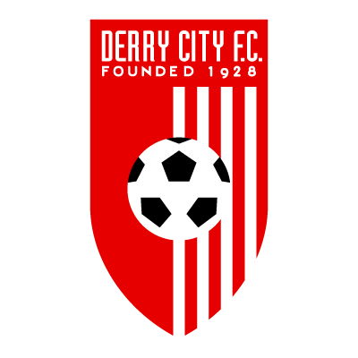 Derry City FC logo vector logo