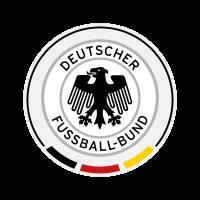 Deutscher FuBball-Bund (Black) logo